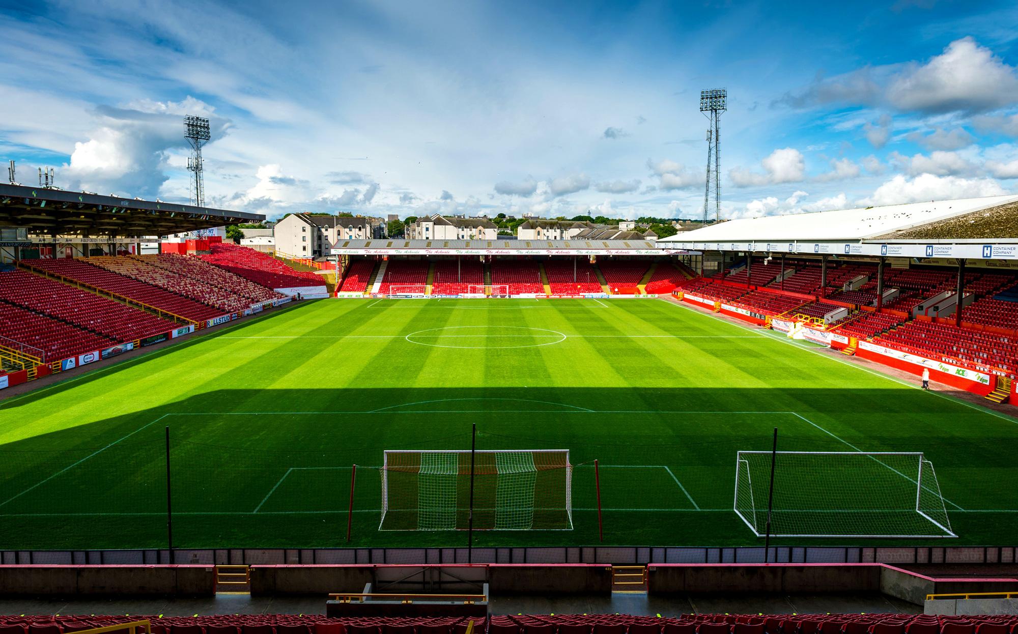 Aberdeen Fc Stand Free Membership