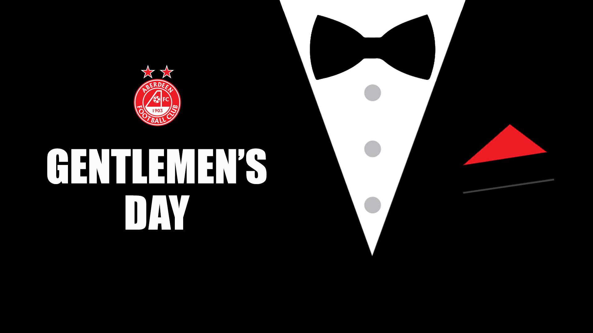 Gentlemens Day