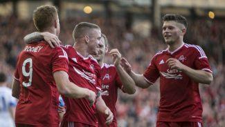RedWeb Matchday Centre   Aberdeen 5-0 FK Daugava Riga