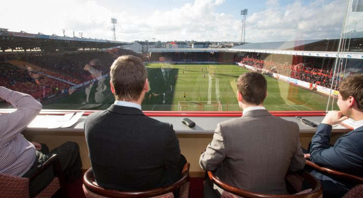 Aberdeen Standard Investments Suite Dining