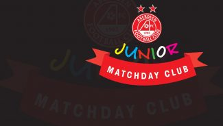 Junior Matchday Club at Partick Thistle Match