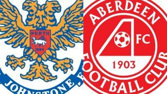 St Johnstone v Aberdeen Ticket Update.