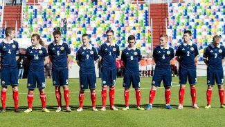 Scotland U21, U19 and U17 Call Ups