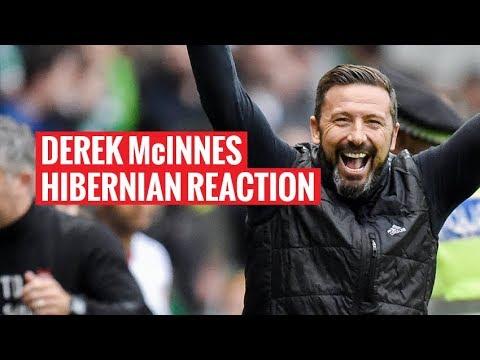 Hibernian 0-1 Aberdeen | Derek McInnes
