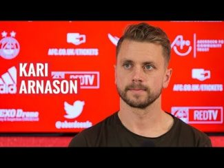 Kari Arnason on reaching the World Cup