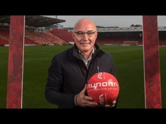 Dons legend Willie Miller backs Aurora campaign