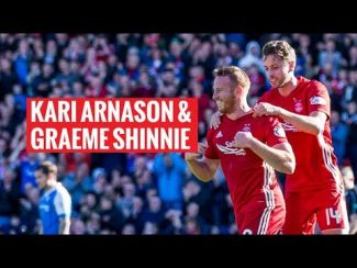 Arnason & Shinnie | Aberdeen 3-0 St Johnstone