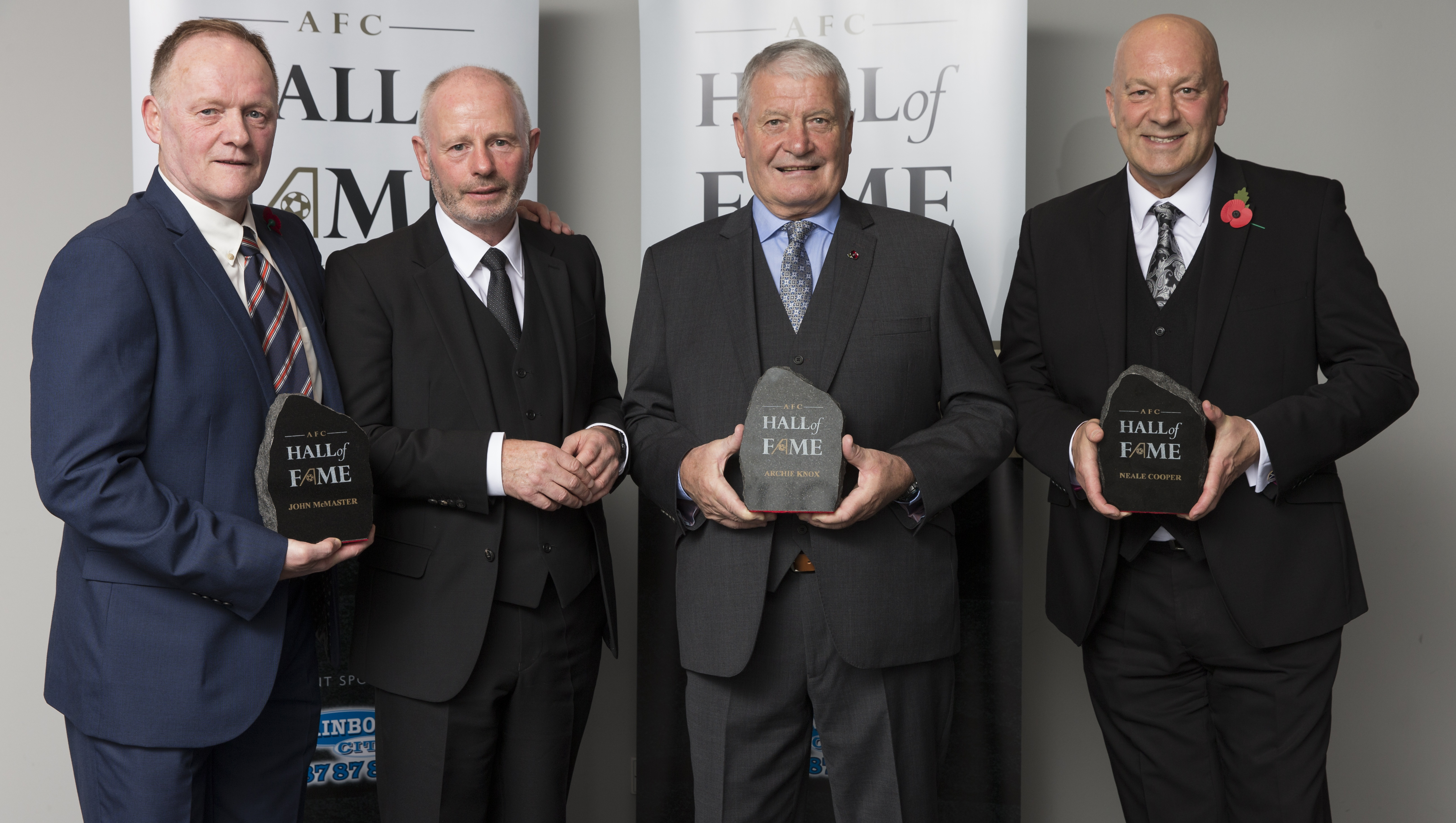 2017 AFC Hall of Fame