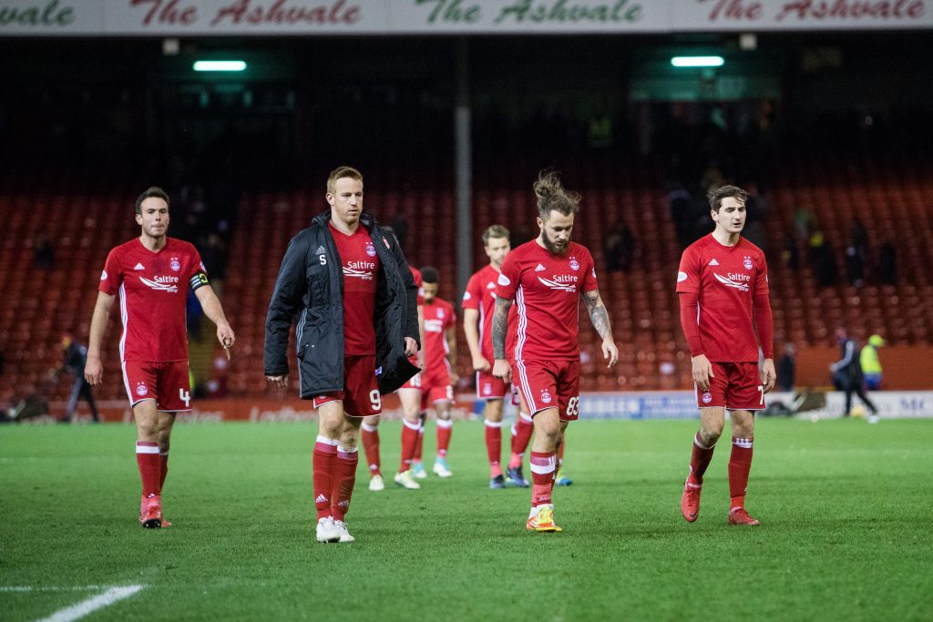 Aberdeen 0-2 Motherwell | An afternoon to forget for The Dons