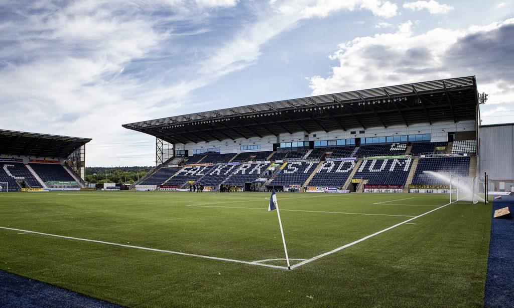 DL | Falkirk U20s v Aberdeen U20s