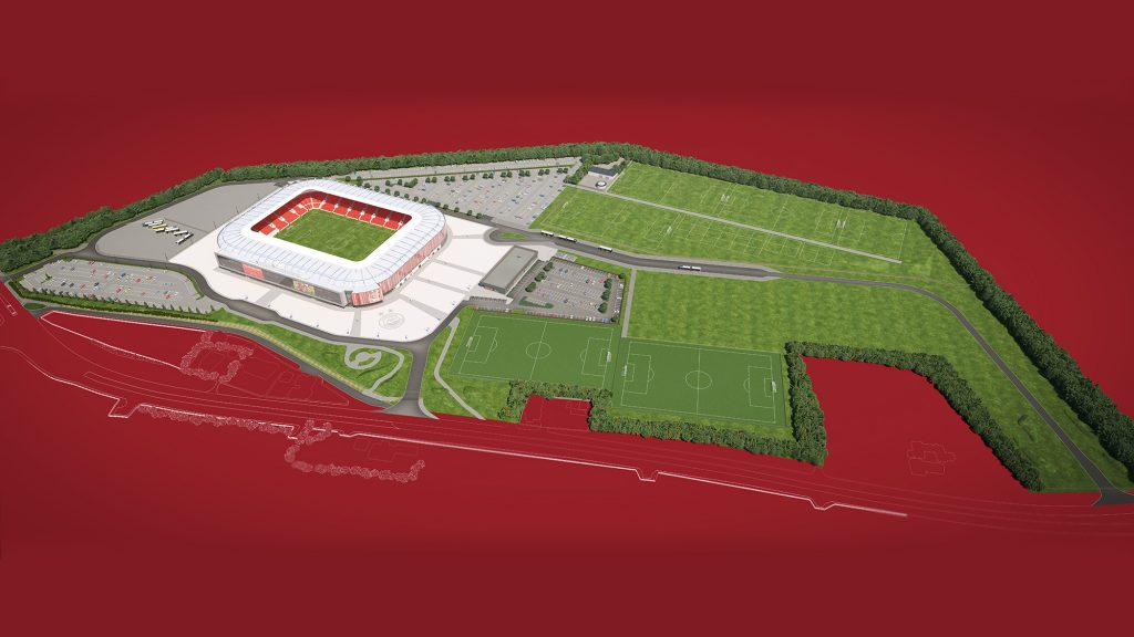 New Stadium Contracts to Boost Local Economy