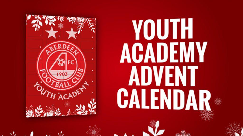 Youth Academy Advent Calendar 2017