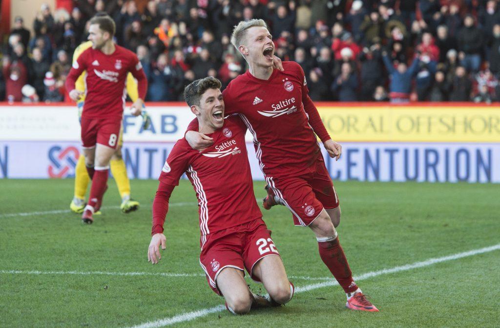 Aberdeen 4-1 Hibernian | GMS Shines as Dons Dominate Hibs