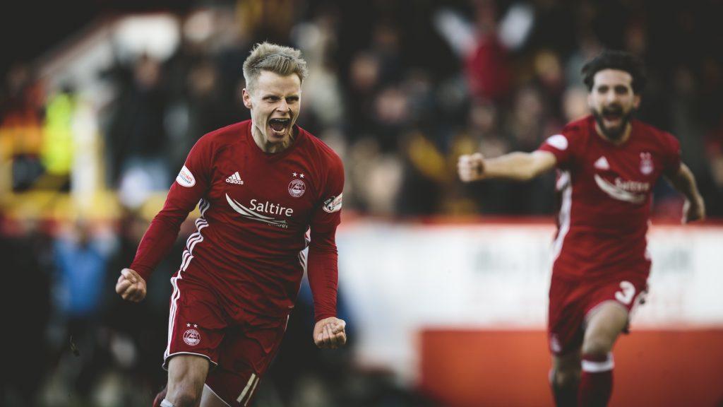 Gary Mackay-Steven | Hibs Post Match