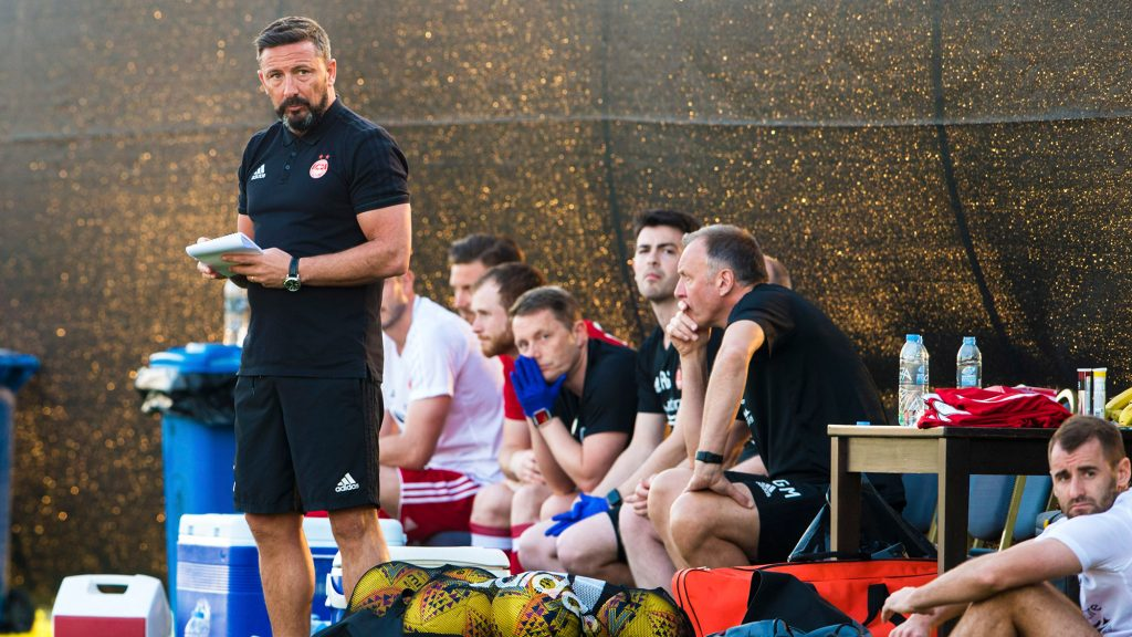 Dons in Dubai: The Manager Post Match