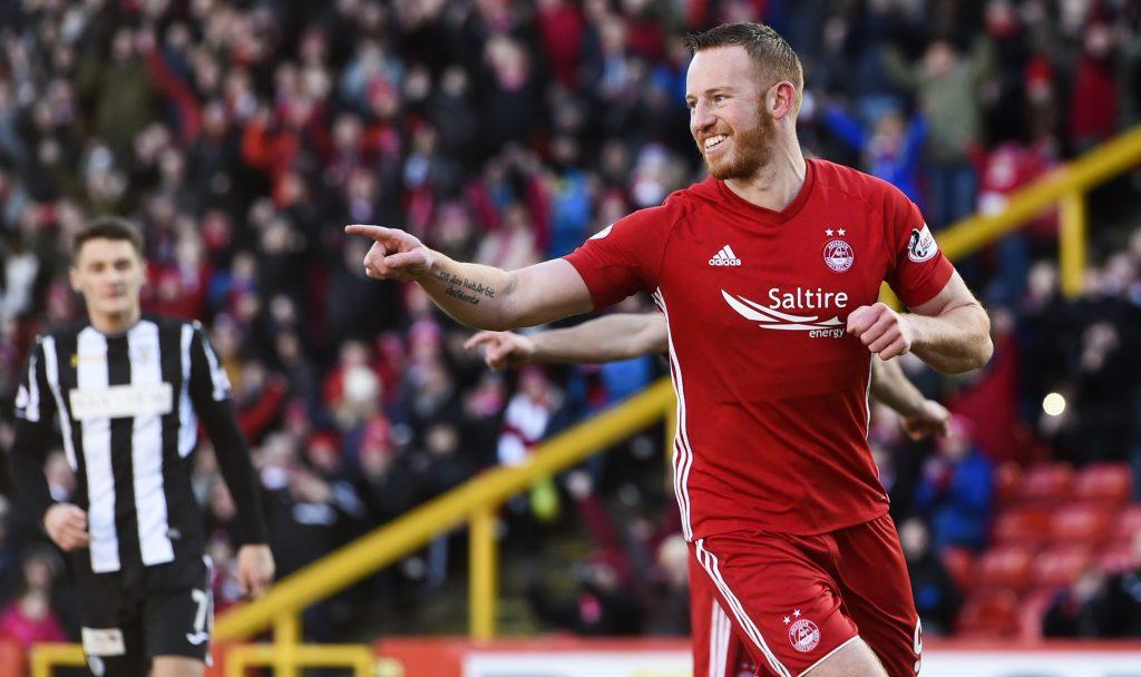 Match Report | Aberdeen 4-1 St Mirren