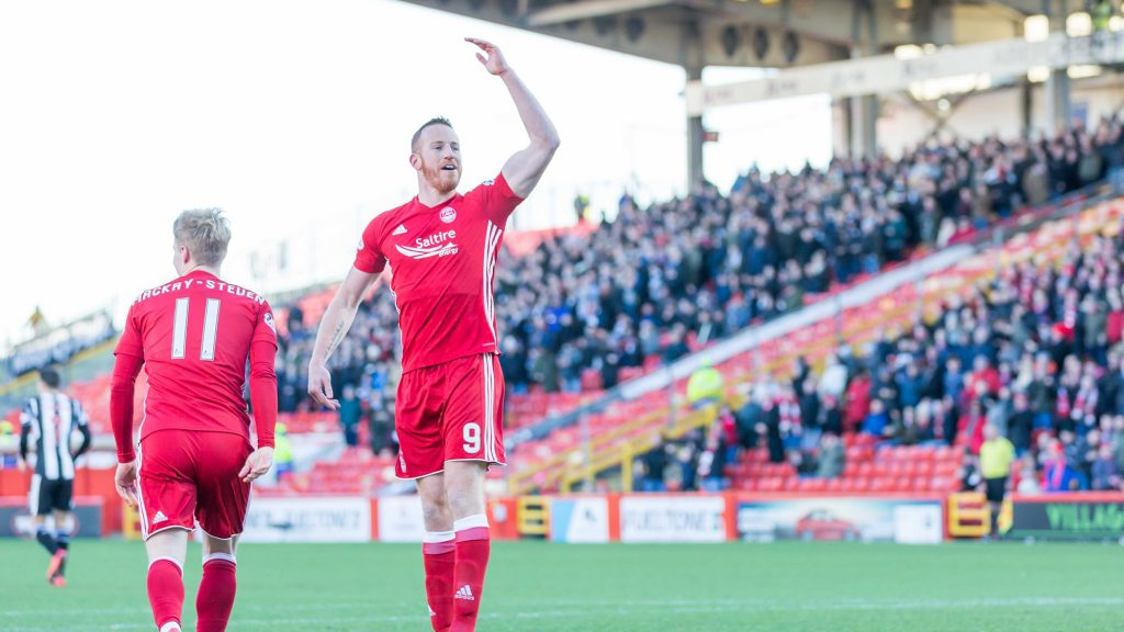 Scottish Cup Rd4 | Adam Rooney Post Match