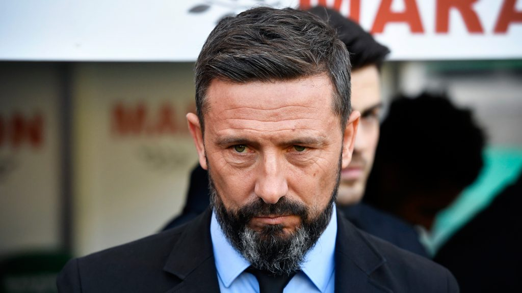 Derek McInnes | Easter Road Quotes