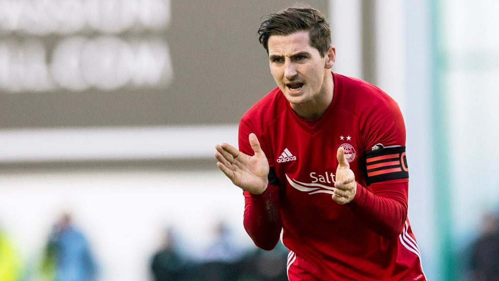 Kenny McLean | Post Match on RedTV