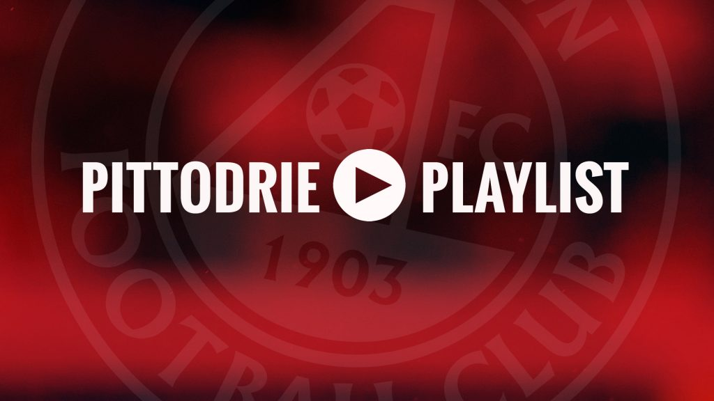 Pittodrie Playlist to Debut This Sunday