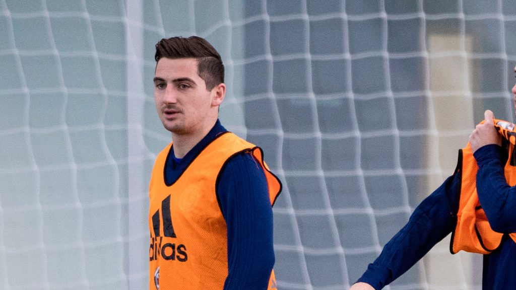 Kenny McLean | RedMatchday Interview