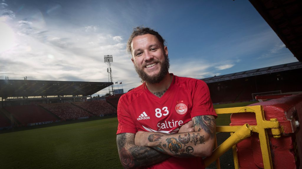 Stevie May | RedMatchday Interview