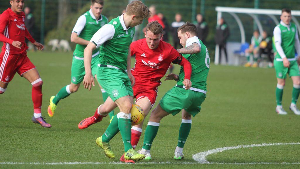 DL: Hibernian 2-0 Aberdeen