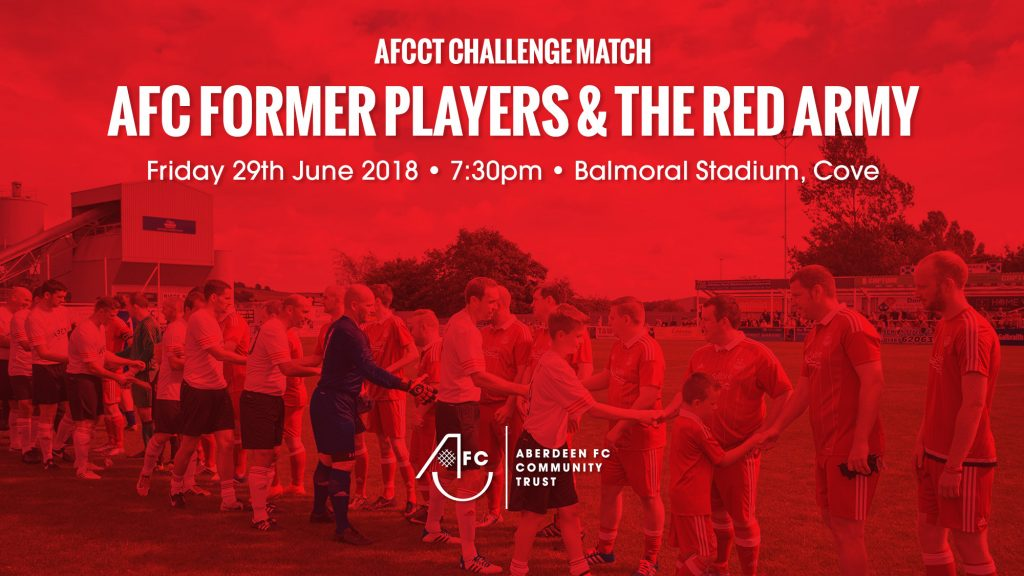 AFCCT Challenge Match | Former Players Side Completed
