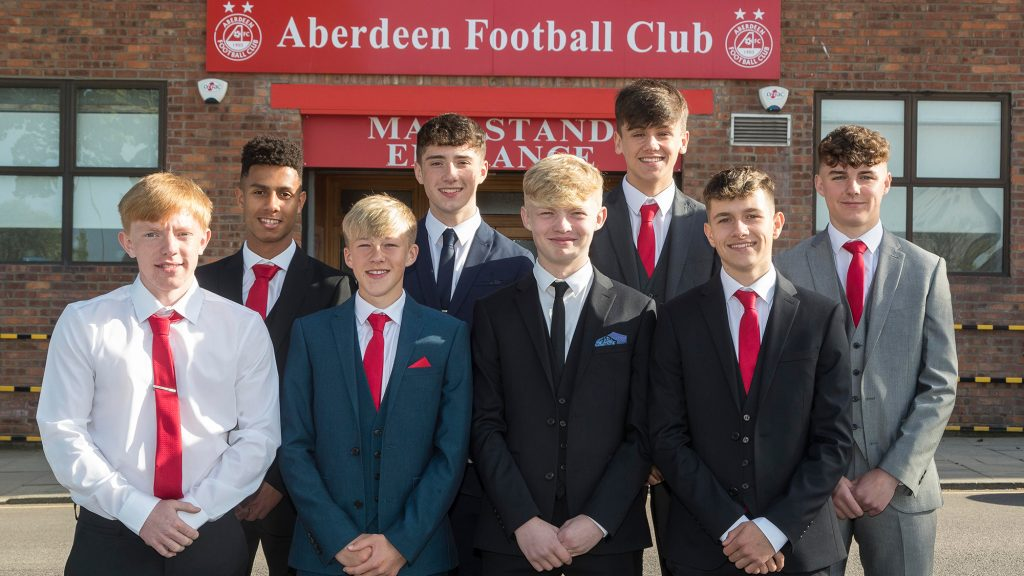 AFC Youth Academy Graduates 2018