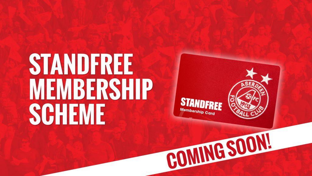 Stand Free Membership scheme returns