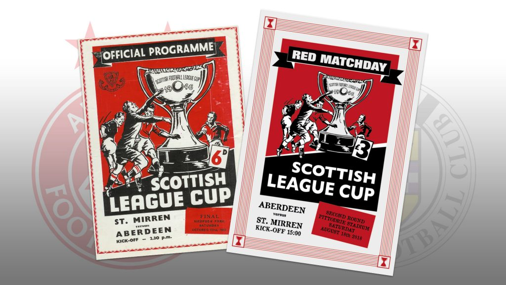 RedMatchday   St Mirren League Cup   Preview