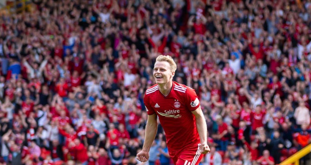 Aberdeen 4-0 St Mirren   Dominant Dons into last 8