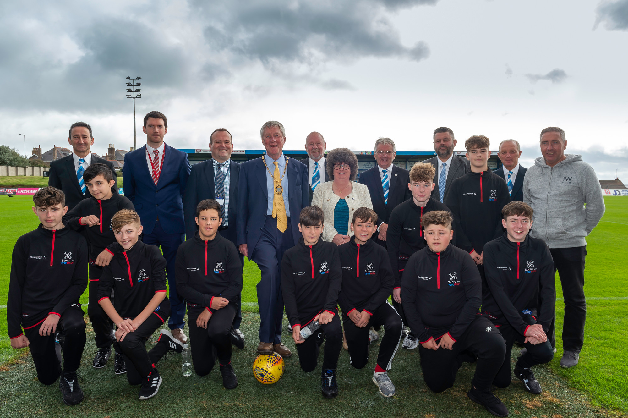 Innovative new partnership aims to help pupils reach their goals
