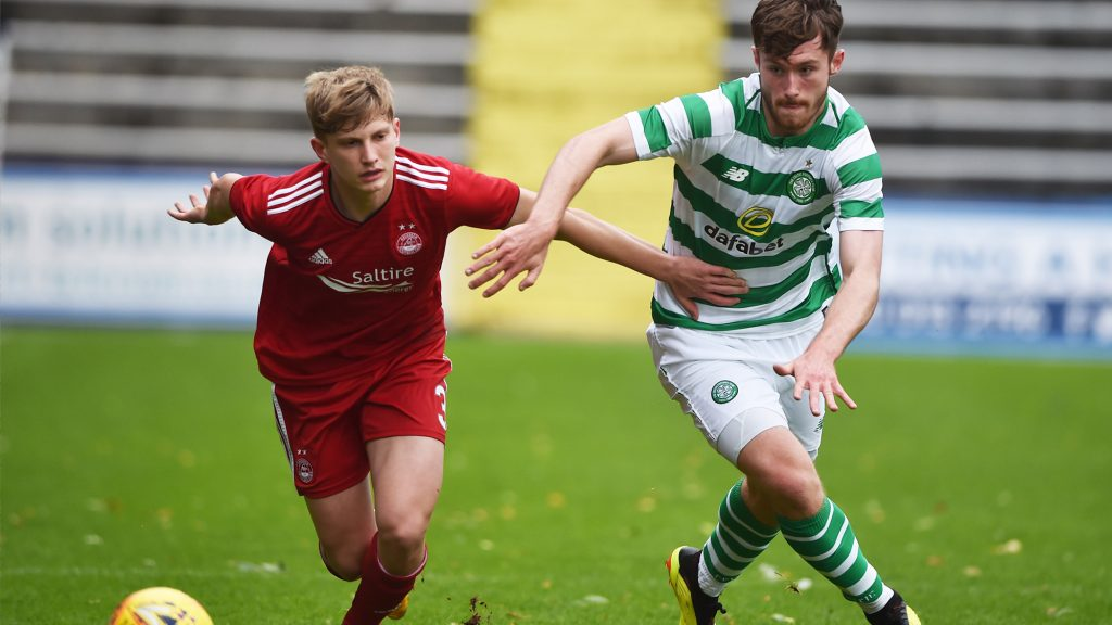 Reserve League | Celtic 2 Aberdeen 0