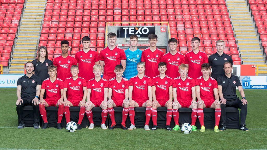 U18s | Aberdeen v Hibs | fixture info