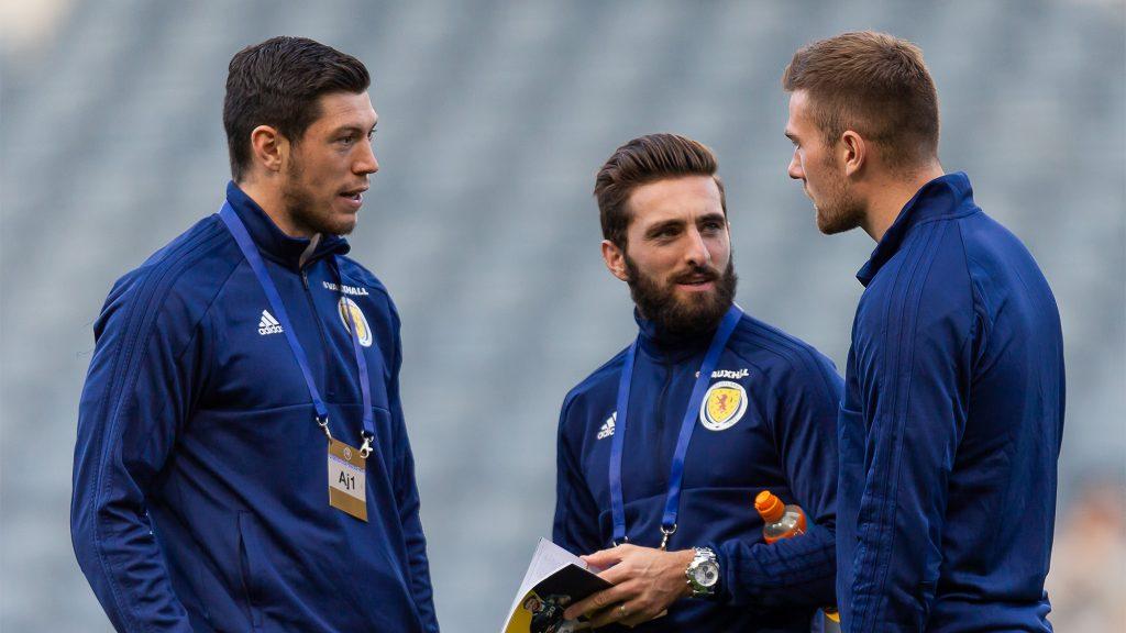 Scotland team news
