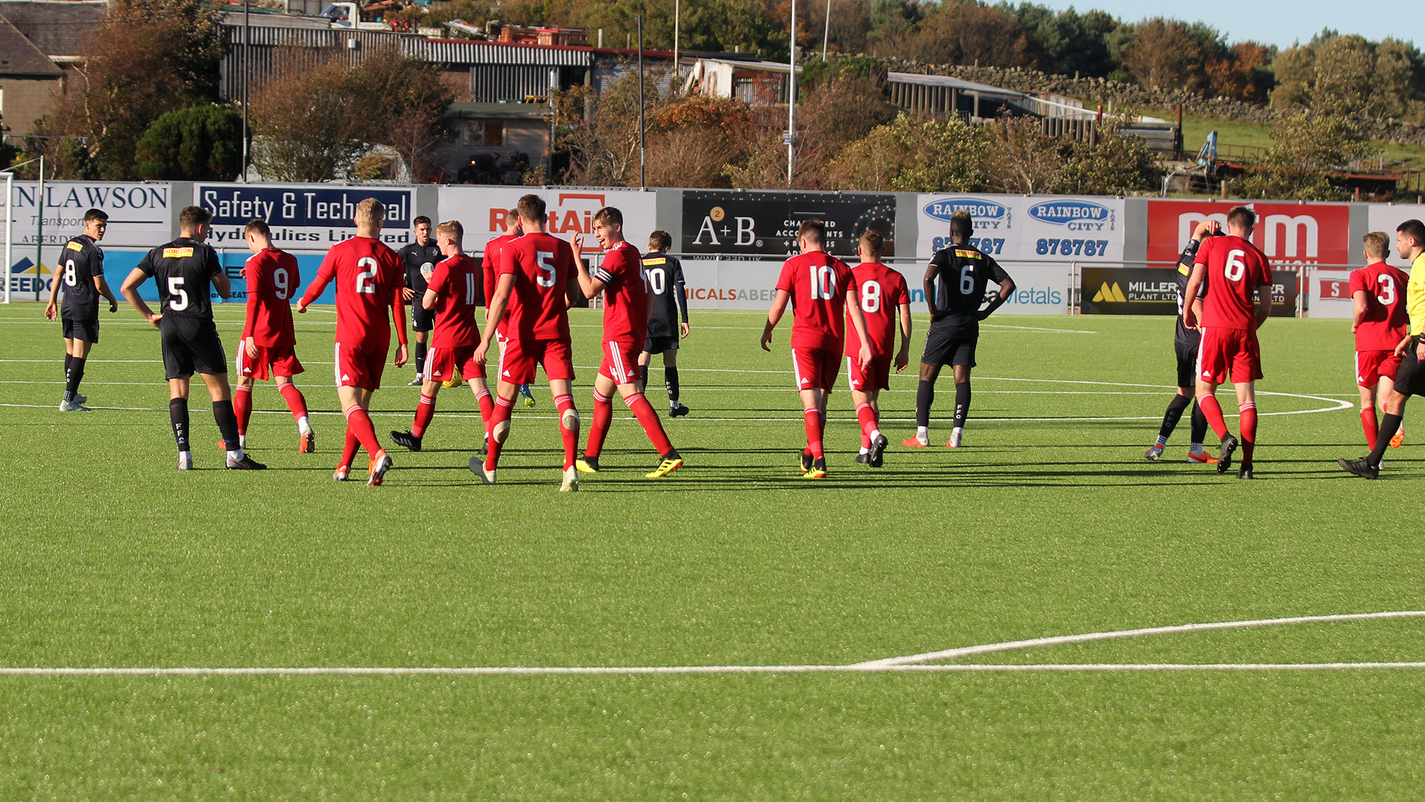 Aberdeen FC | Reserves and U18 Fixture Update