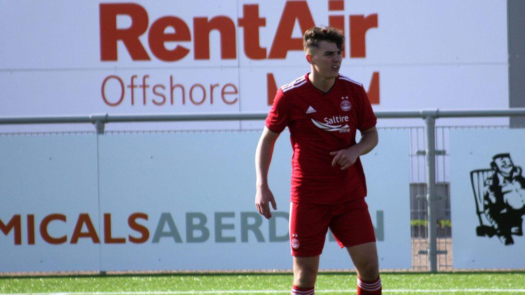 U18 League | Ayr United 0 Aberdeen 0