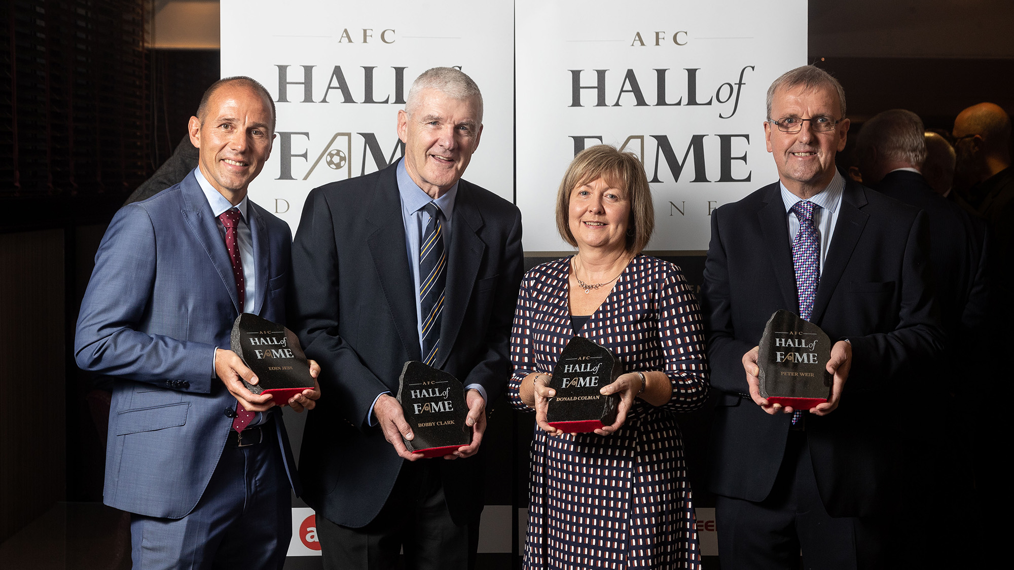 AFC HALL OF FAME 2018