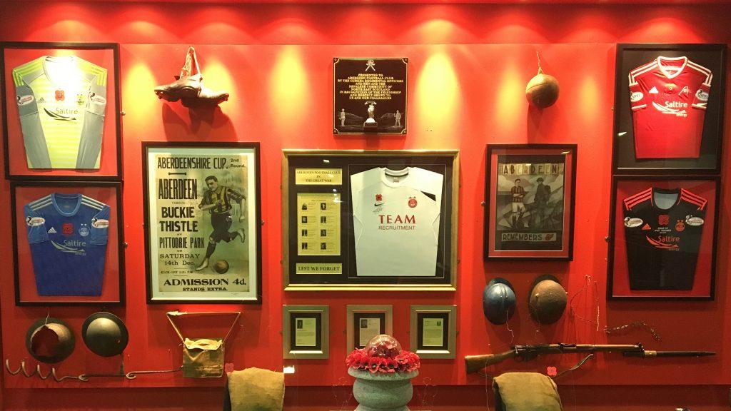 AFC Heritage Trust Armistice 100 Commemoration
