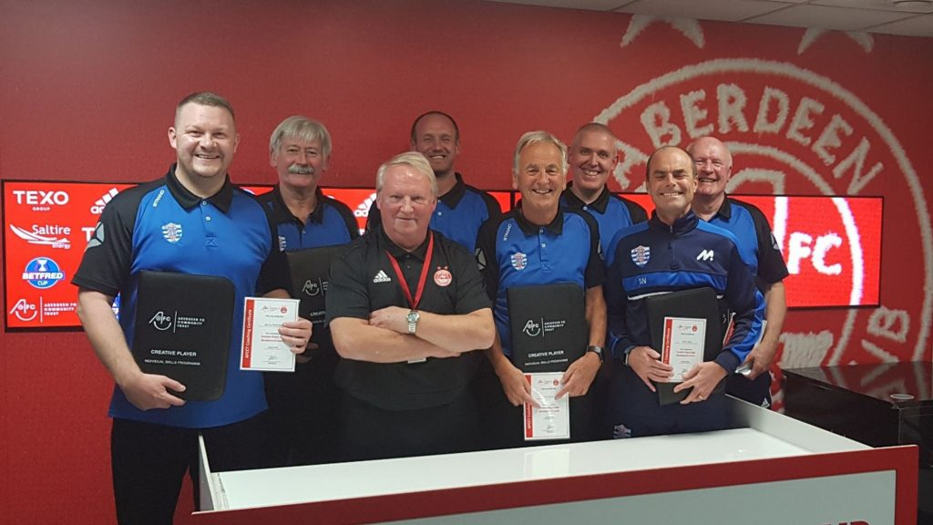 Pittodrie Coach To Deliver Mentoring Programme