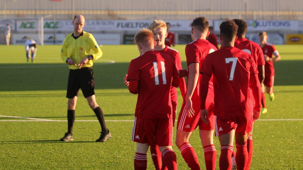 CAS U18 League | ICT 1-2 Aberdeen