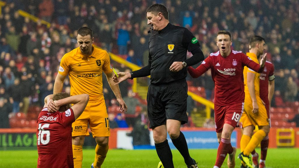 Sam Cosgrove yellow card rescinded
