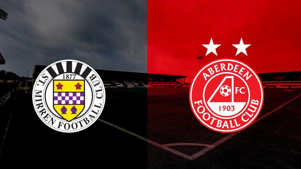 St Mirren V Aberdeen | Match Preview