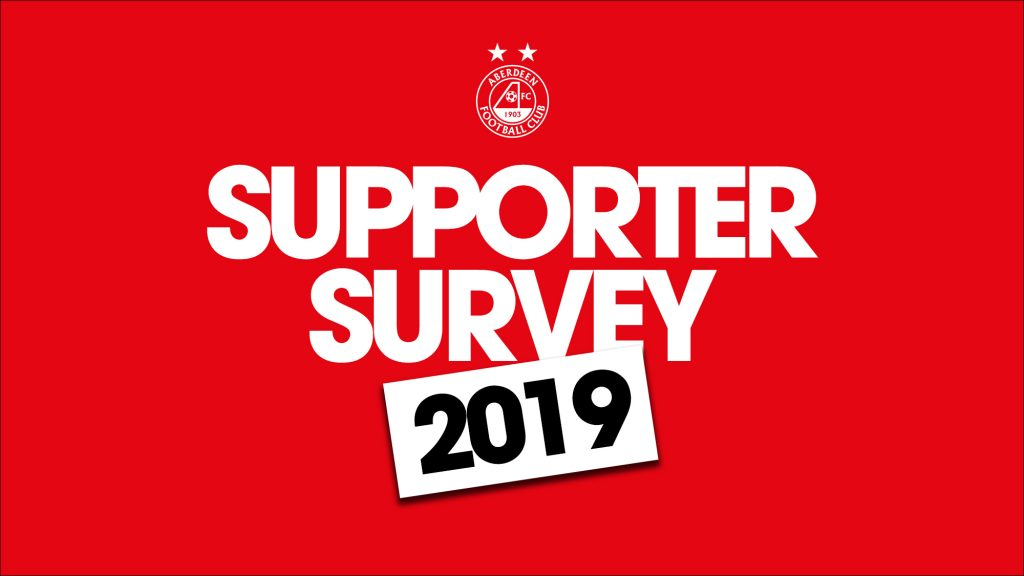 Supporter Survey 2019