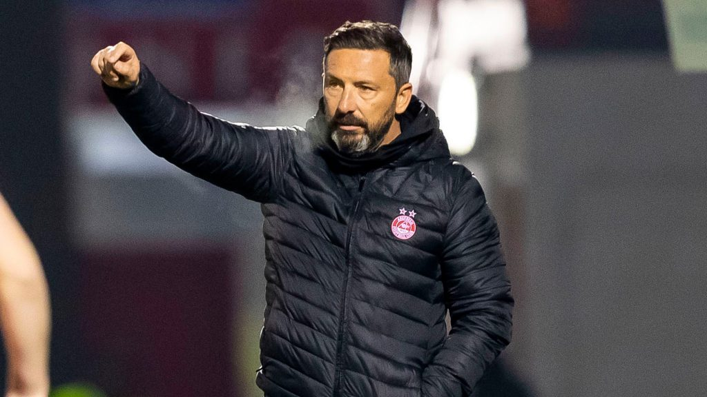 Derek McInnes | Hamilton Accies Reaction
