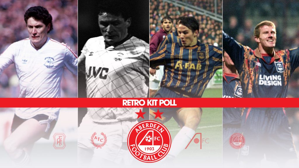 Have your say on our next retro kit
