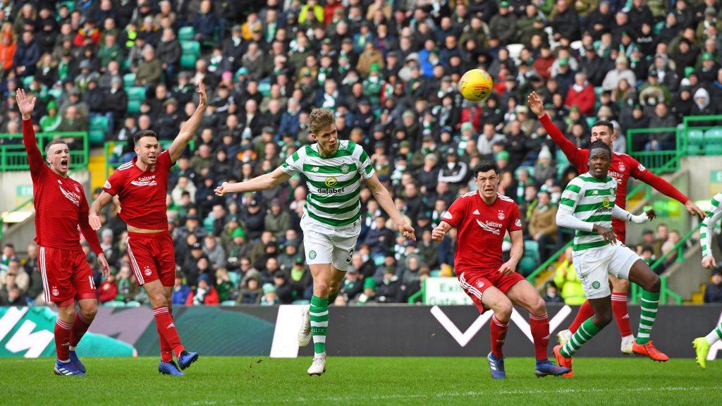 Celtic 0-0 Aberdeen SNS