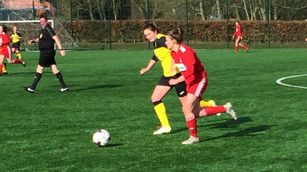 FT: Stonehaven Ladies 0-6 AFC Women