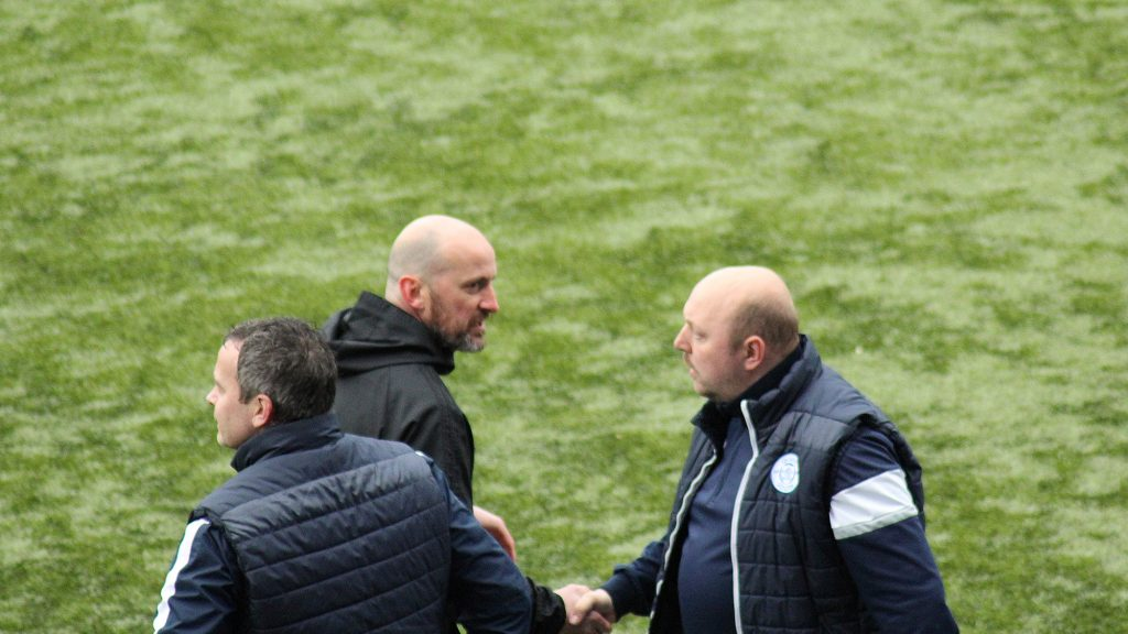 Paul Sheerin   Reaction from Palmerston Park